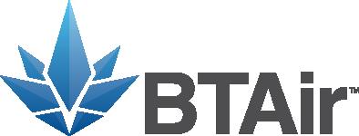 BTAir App on IOS or Android