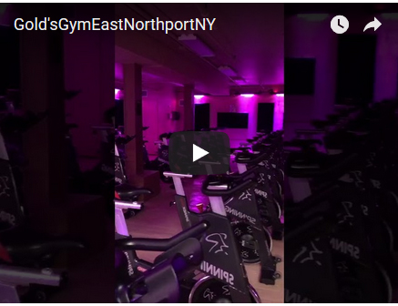 GOLD'S GYM - EAST NORTHPORT, NY